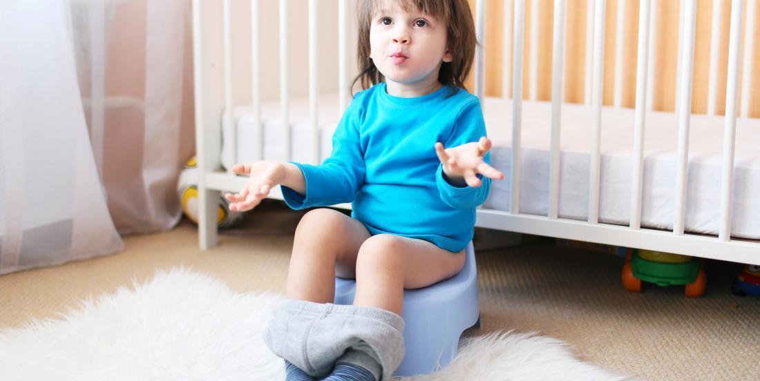 Voici une méthode qui apprendra à votre bébé à utiliser le pot en seulement 3 jours!
