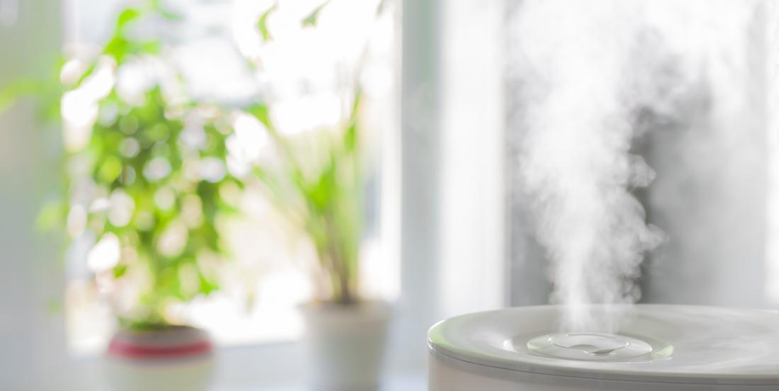 3 bénéfices à dormir avec un humidificateur d'air