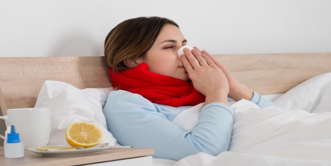 3 astuces maison pour mieux vous sentir lorsque vous avez un vilain rhume!