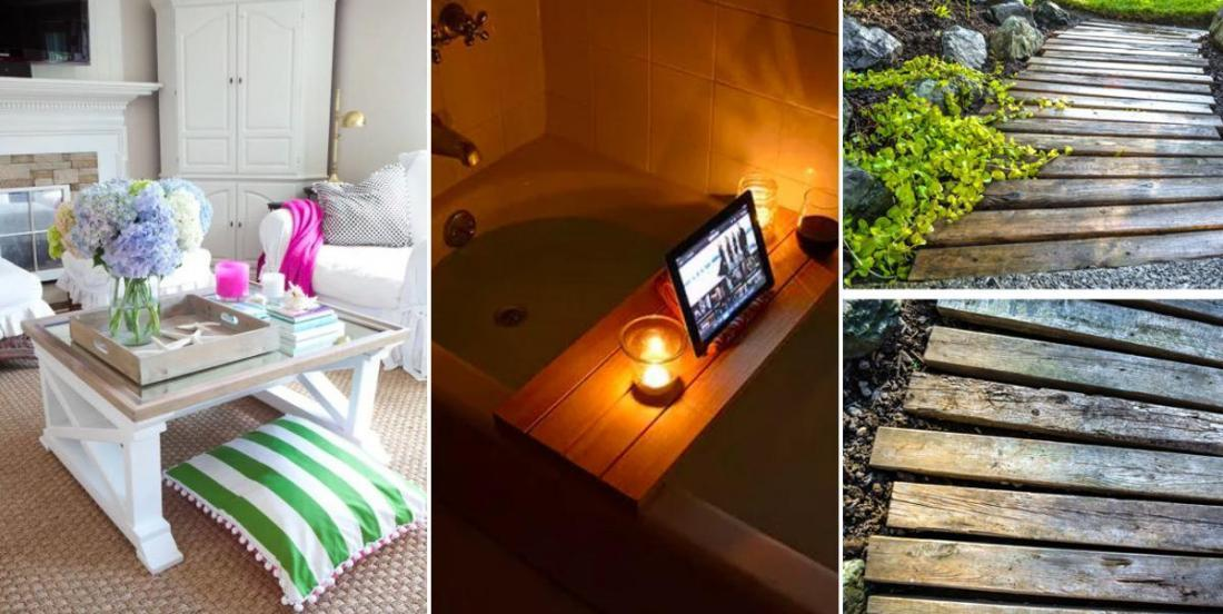 12 projets à réaliser soi-même pour décorer la maison