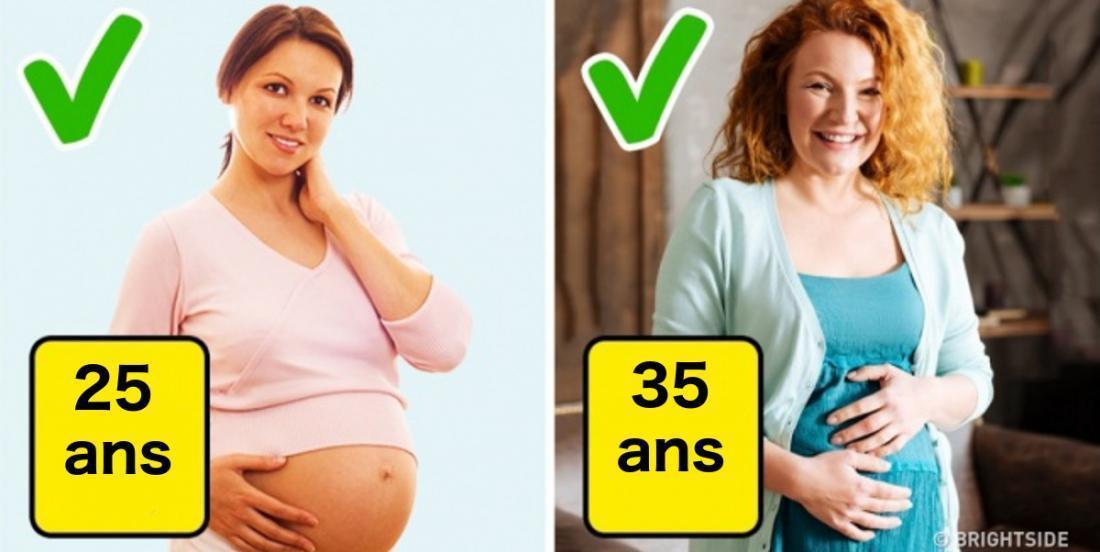 12 mythes sur la grossesse qui persistent encore aujourd'hui