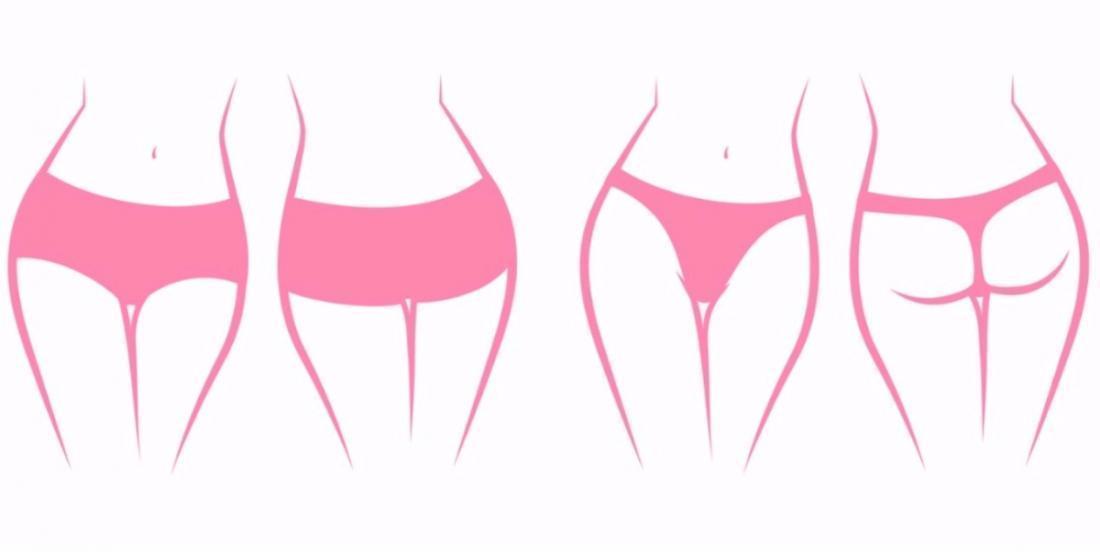 6 erreurs que beaucoup de femmes commettent sans le savoir avec leurs petites culottes