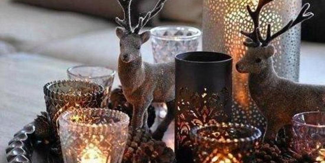10 façons de remplir des plateaux afin d'obtenir de jolies décorations pour la maison