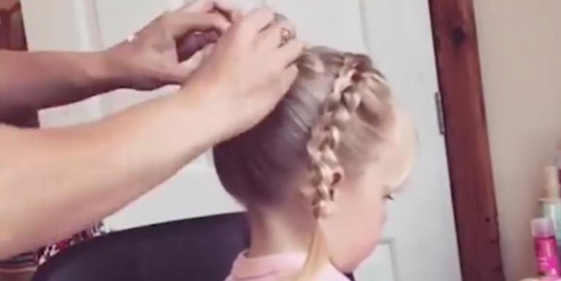 Ces 3 magnifiques coiffures sont parfaites pour les jeunes filles au cheveux longs