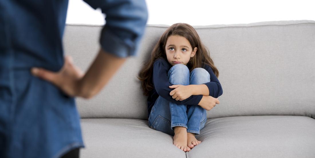 Voici un truc pour éviter de perdre patience devant vos enfants