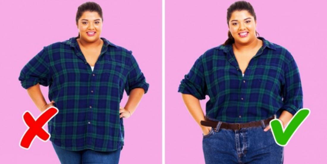 7 stratégies utilisées par les femmes rondes pour mettre en valeur leurs belles courbes!