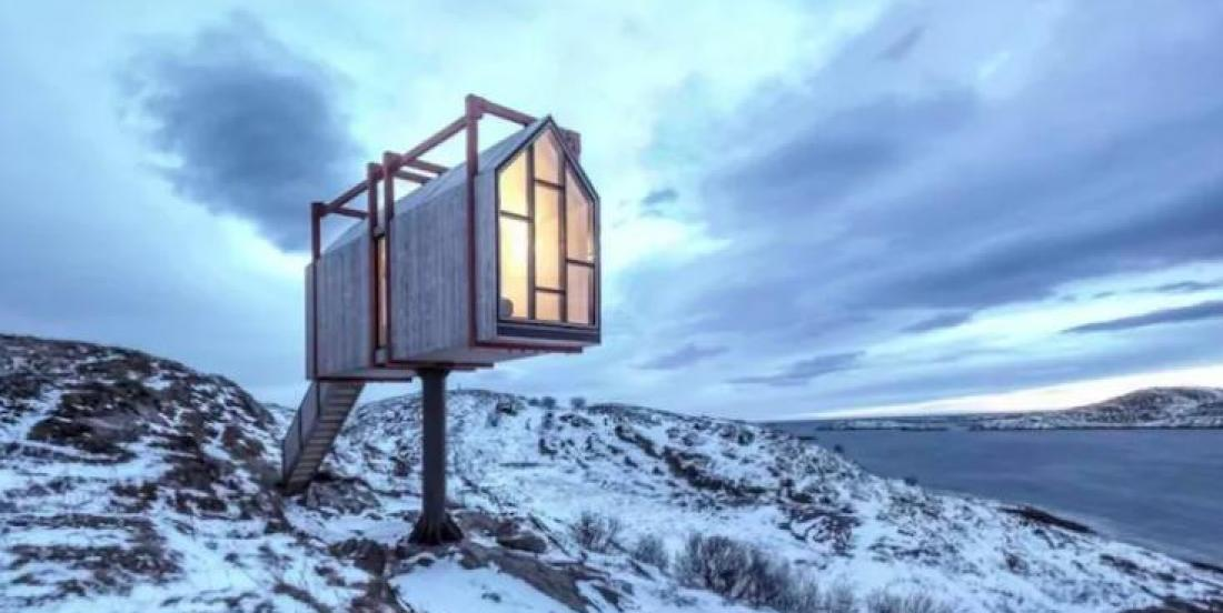 Ces mini-maisons originales valent vraiment le détour!