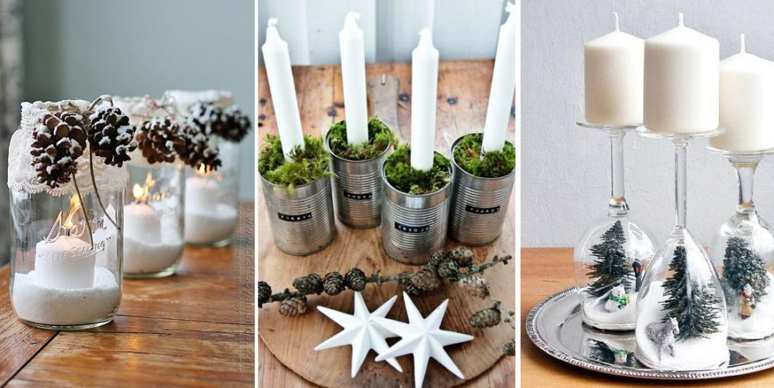 Les plus belles bougies de Noël qui impressionneront tous vos invités!