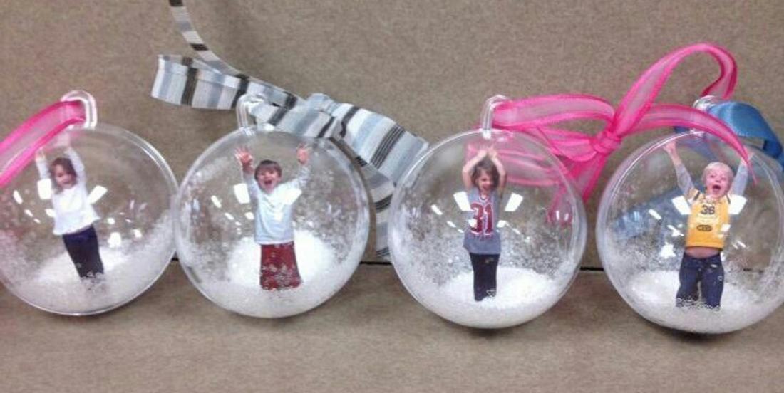 9 idées de décorations super chouette à bricoler pour mettre dans le sapin de Noël!