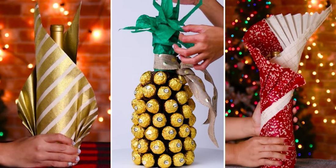 6 techniques pour emballer vos cadeaux de façon remarquable