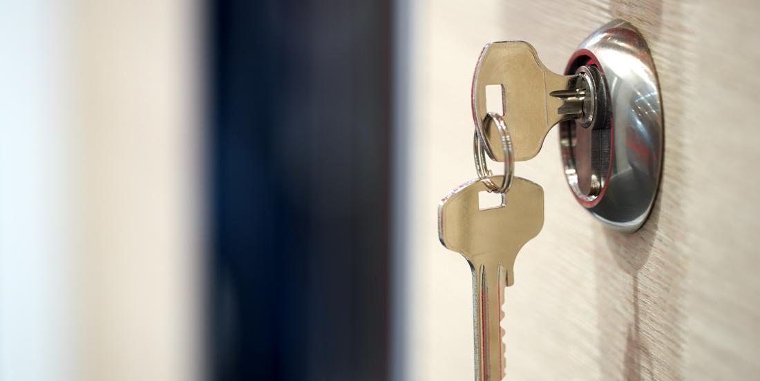 7 brillantes façons de cacher des clés de secours