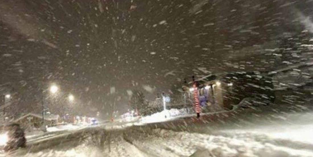 Ce phénomène hivernal en Alaska vous fera finalement apprécier l'hiver au Québec...