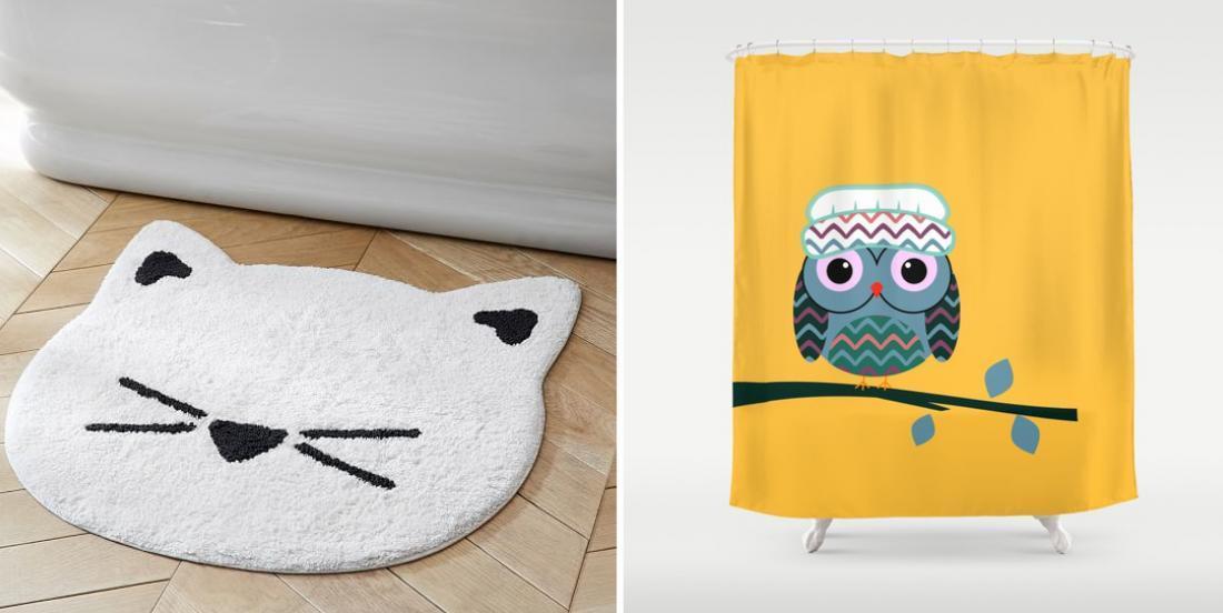 Ces accessoires pour la salle de bain sont tellement mignons, vous les voudrez tous