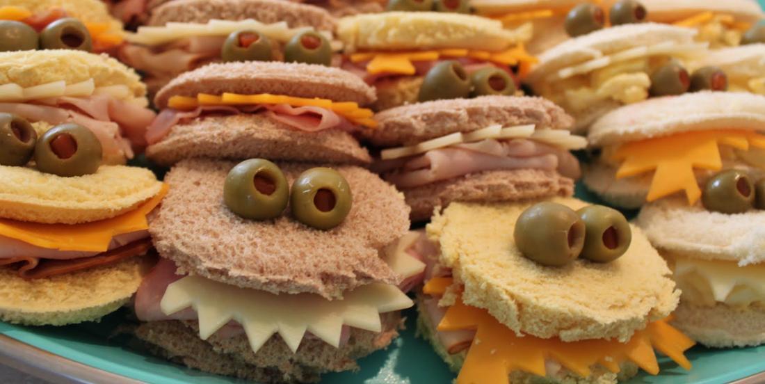 10 plats amusants à servir aux enfants dans une fête d'Halloween!