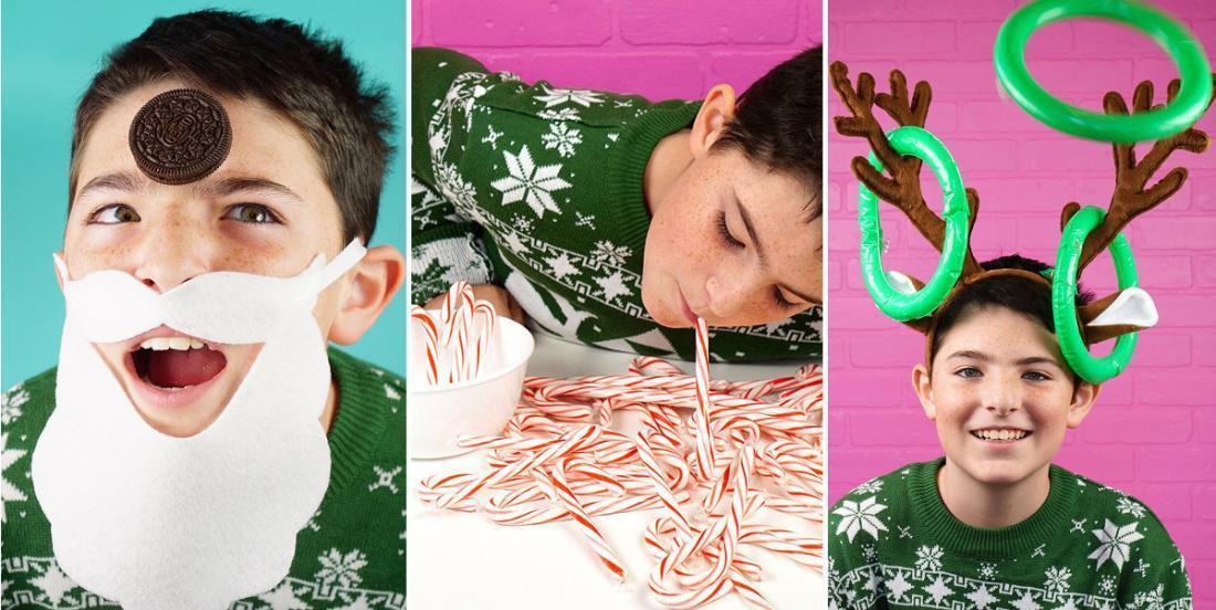 11 jeux de Noël à faire en 1 minute