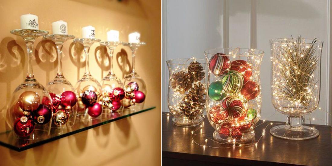 10 merveilleuses décorations du temps des Fêtes à faire avec vos vieilles boules de Noël!