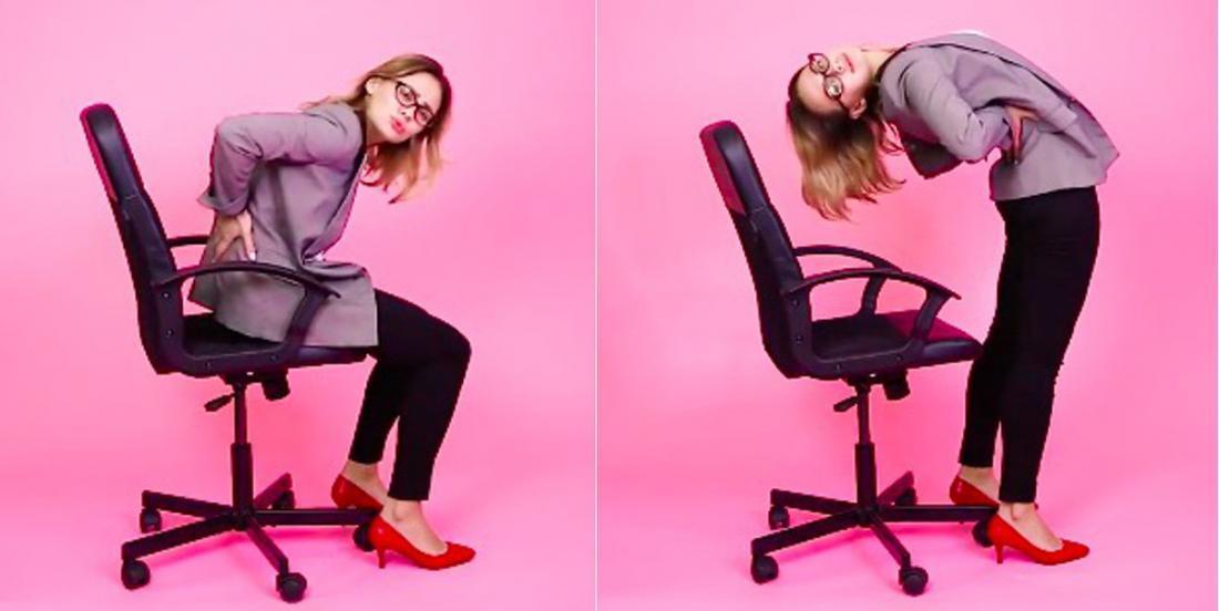 2 minutes de pause au travail vous éviteront de sérieuses blessures