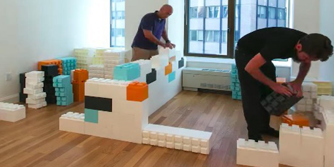 Ces blocs de construction géants sont très pratiques! Voyez tout ce que vous pourriez en faire!