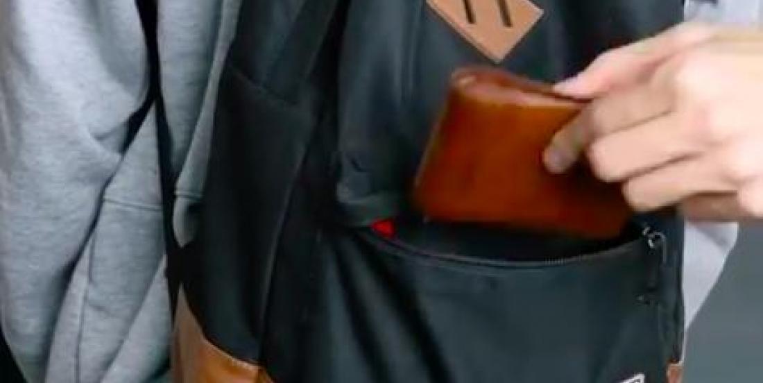 8 trucs infaillibles pour se protéger des pickpockets!