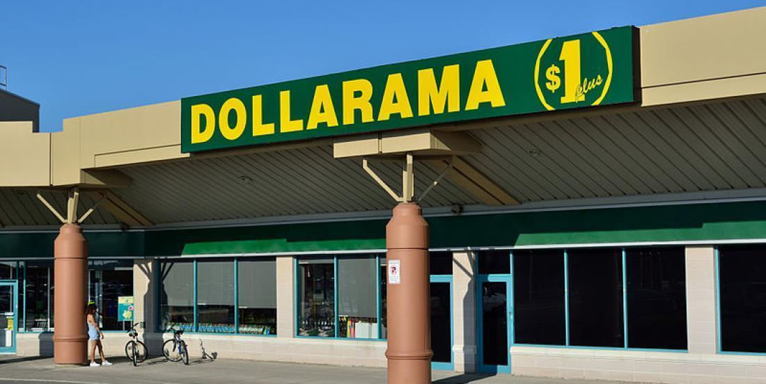 Vous pourrez magasiner en ligne chez Dollarama