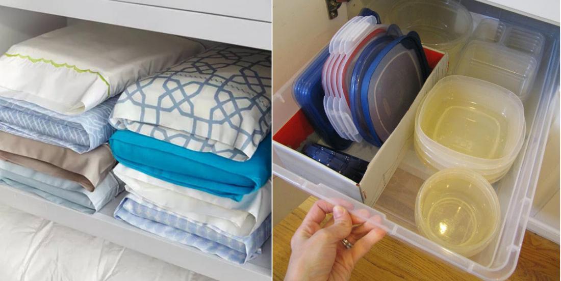 12 conseils de génie pour mieux organiser votre maison!