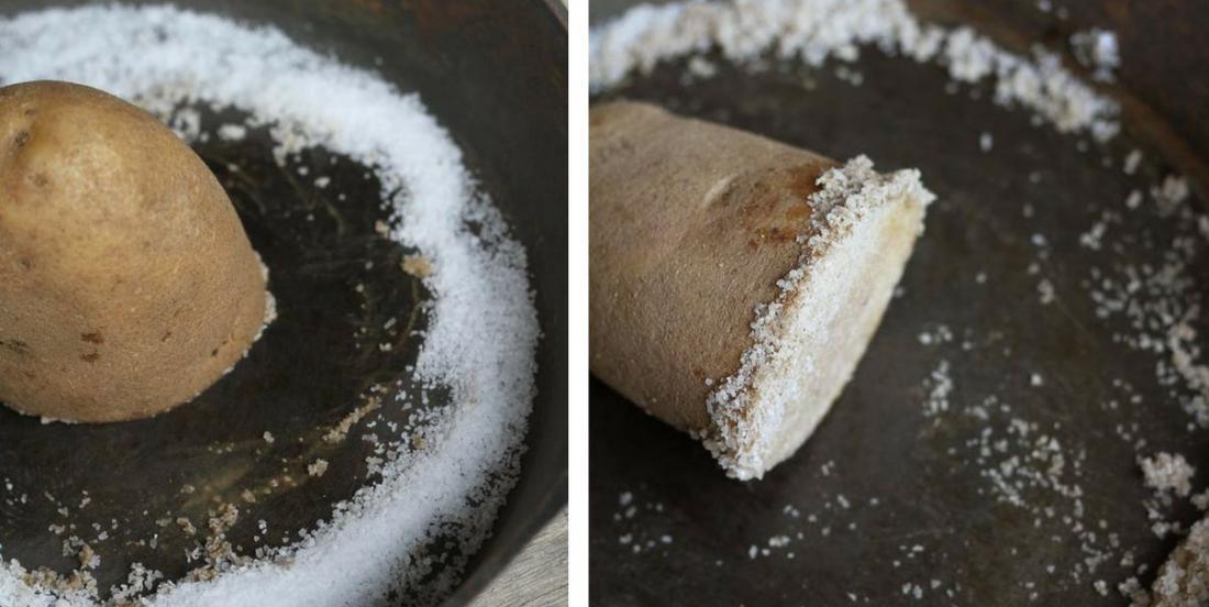 Débarrassez-vous de la rouille simplement avec des ingrédients que vous possédez tous à la maison