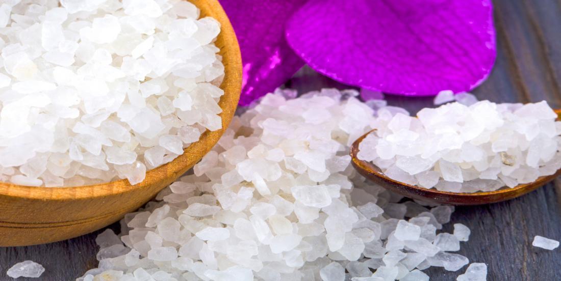 13 façons d'utiliser les sels d'Epsom... même dans vos cheveux!