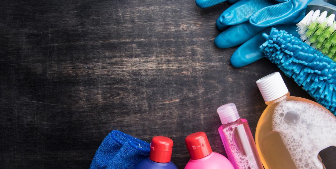 7 produits nettoyants pour la maison à fabriquer soi-même