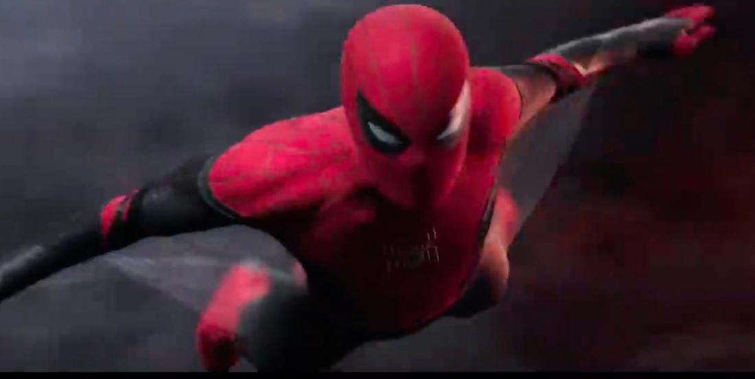 Vous avez peur des araignées? Regardez Spiderman en rafale!