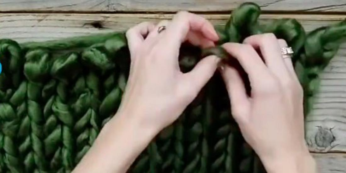 3 projets à réaliser à l'aide de la technique de tricot à la main
