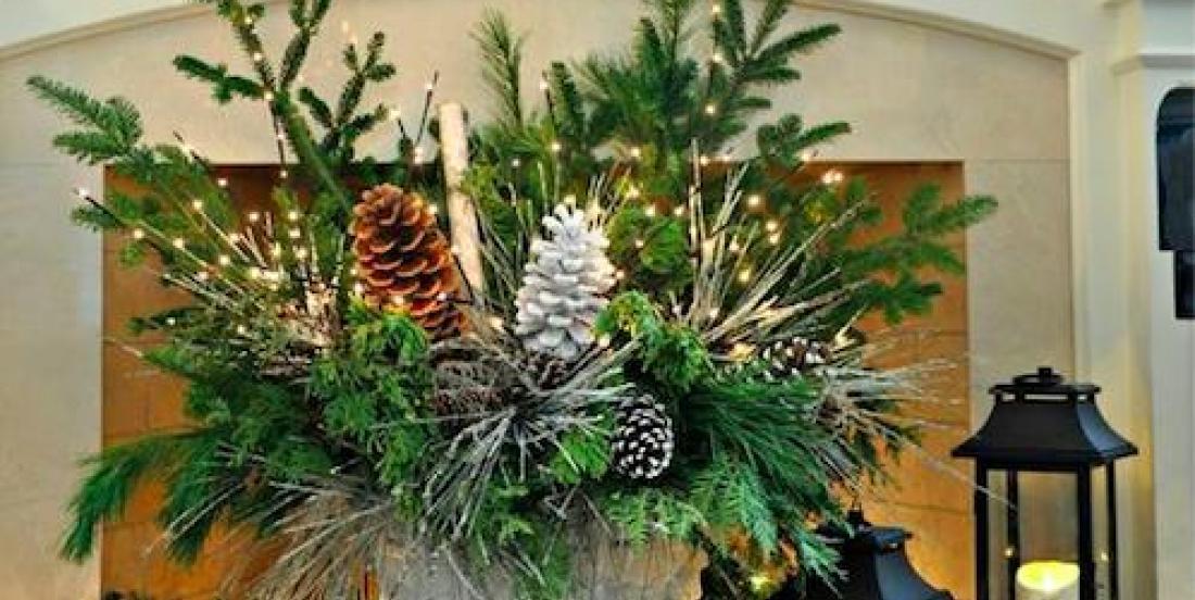 9 jolies décorations à réaliser soi-même avec de vieilles branches d'arbres