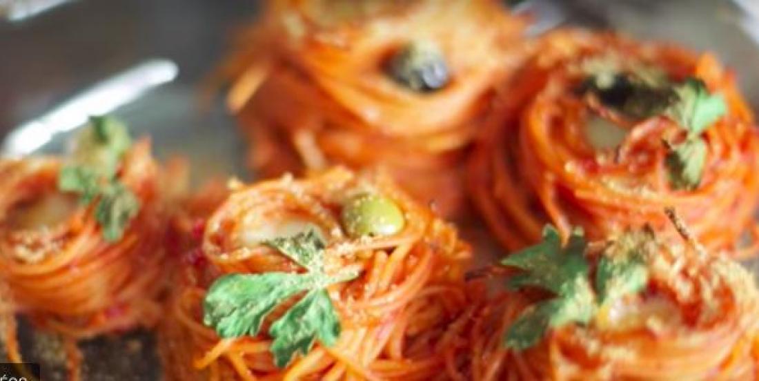 Voici une recette facile pour réinventer votre traditionnel plat de spaghetti!