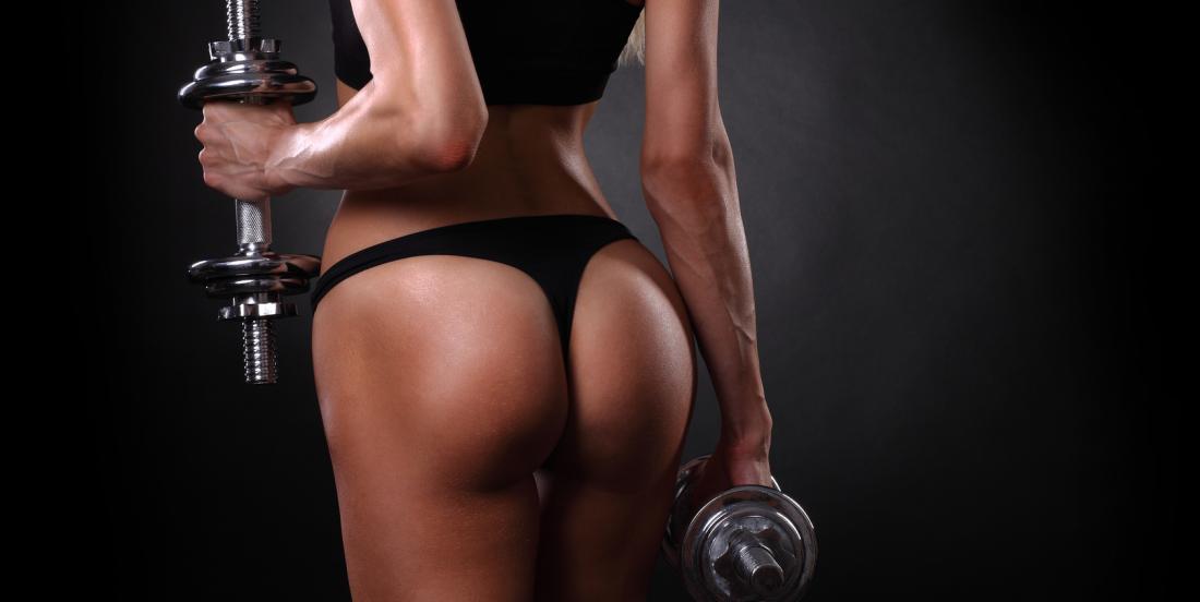 7 exercices pour des cuisses et des fesses plus fines en une semaine