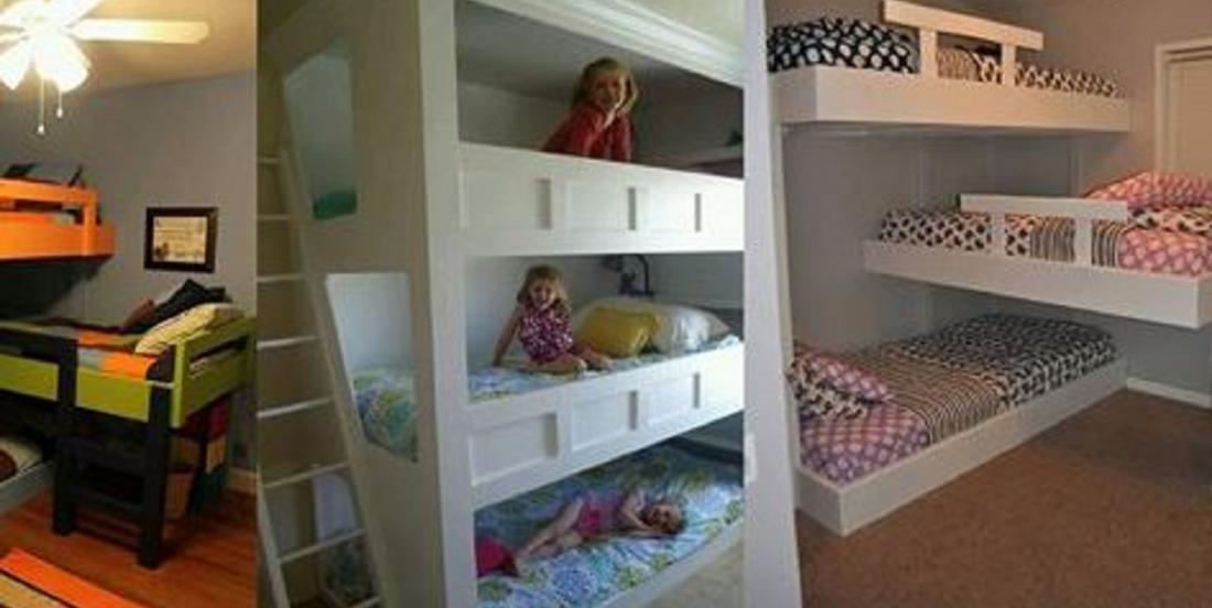 8 modèles de lits pour enfants pour créer une chambre à faire rêver