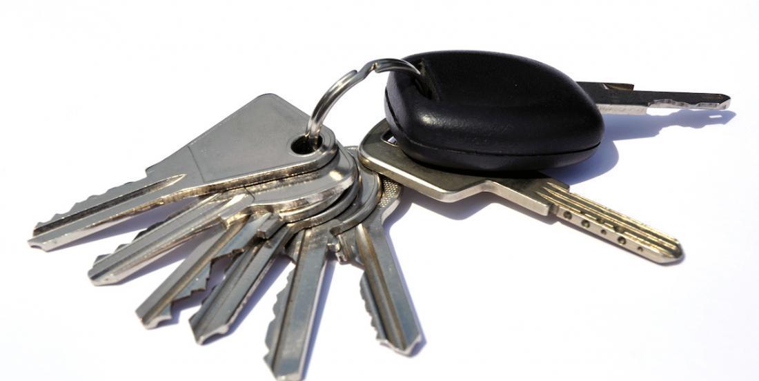 Ne mettez jamais vos clefs entre vos doigts pour vous défendre.