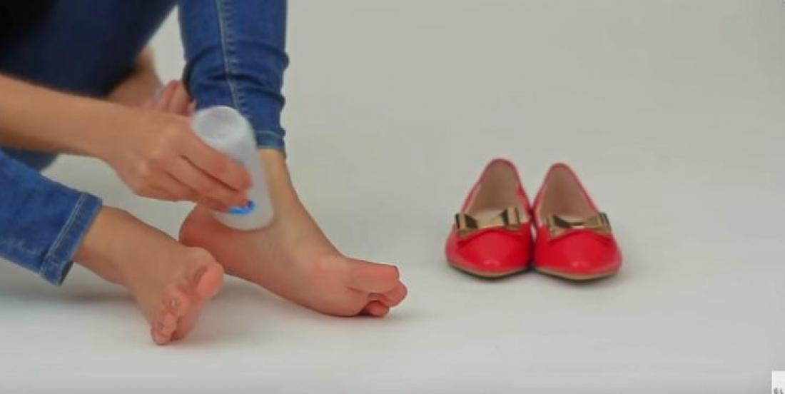 5 trucs pour étrenner vos nouvelles chaussures sans douleur!