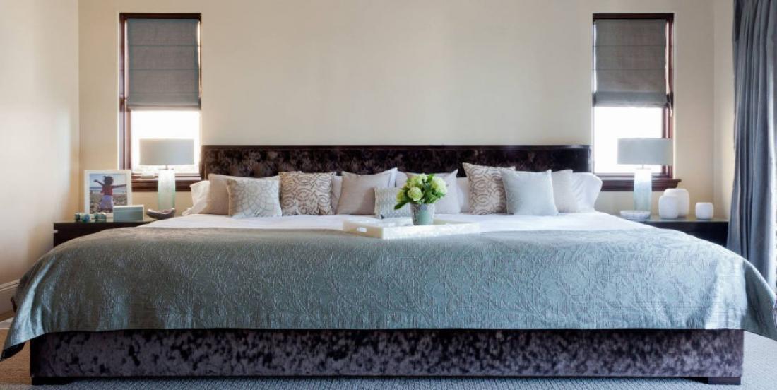 Ce lit de 12 pieds de largeur sauvera peut-être votre mariage!