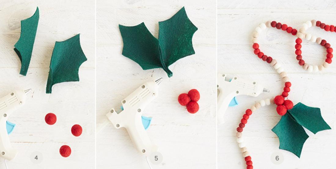 14 idées simples à bricoler pour ceux qui préfèrent les décorations de Noël minimalistes!