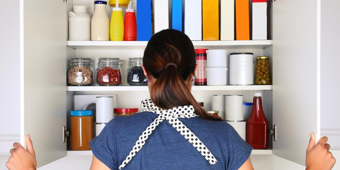 Il est peut-être temps de jeter ces 9 produits communs de votre garde-manger!