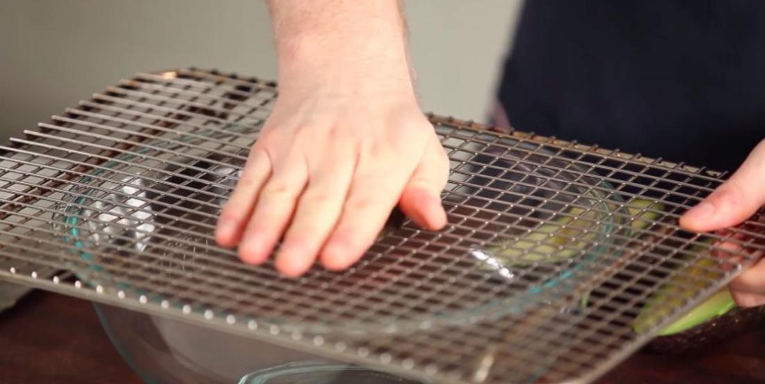 Une simple grille est la solution pour vous aider à préparer rapidement votre trempette préférée