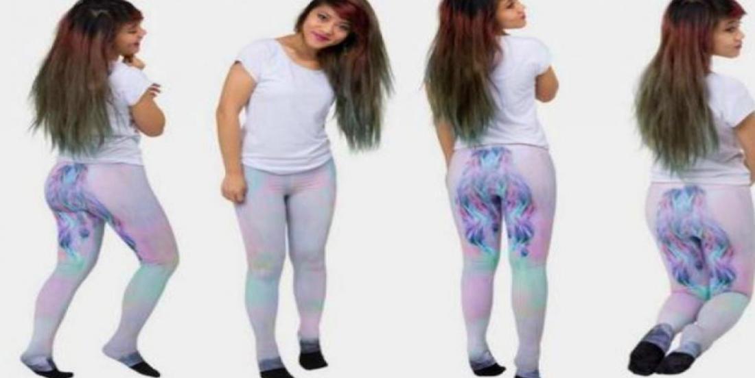 Les sous-vêtements de licorne sont la nouvelle tendance de l'heure