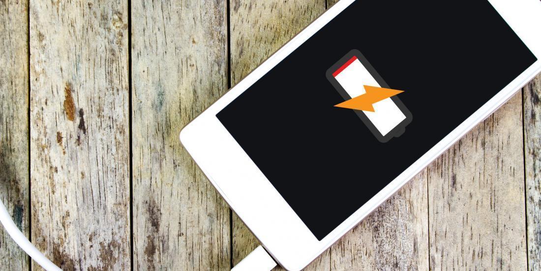 Voici une façon de charger votre téléphone afin que sa pile dure plus longtemps