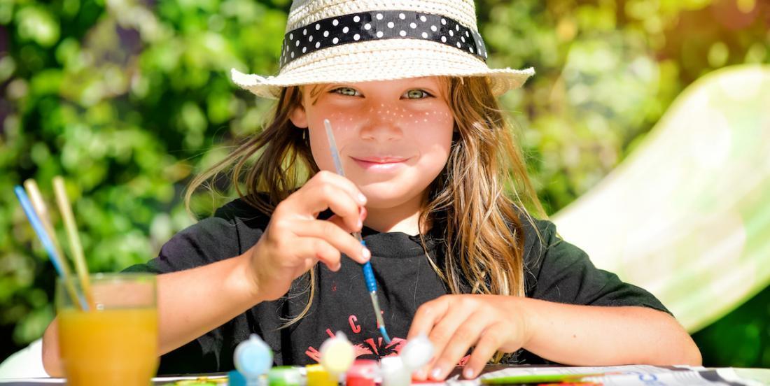 25 suggestions de bricolages estivaux à réaliser avec les enfants