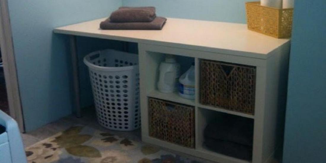 10 idées géniales pour organiser votre salle de lavage