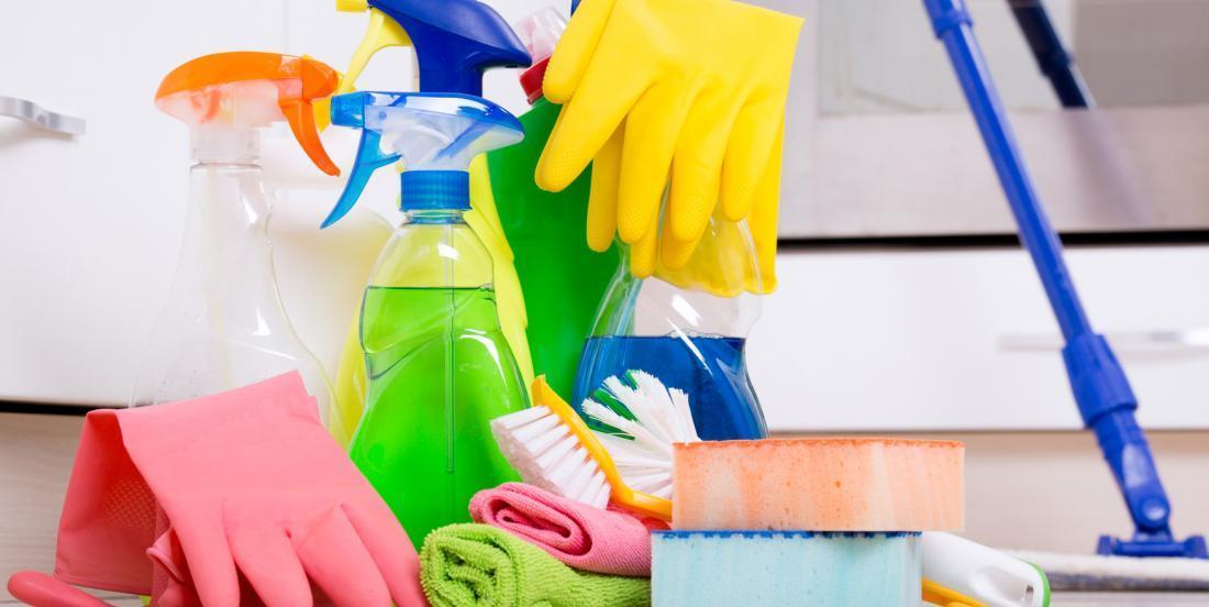 Voici à quelle fréquence vous devriez nettoyer votre maison