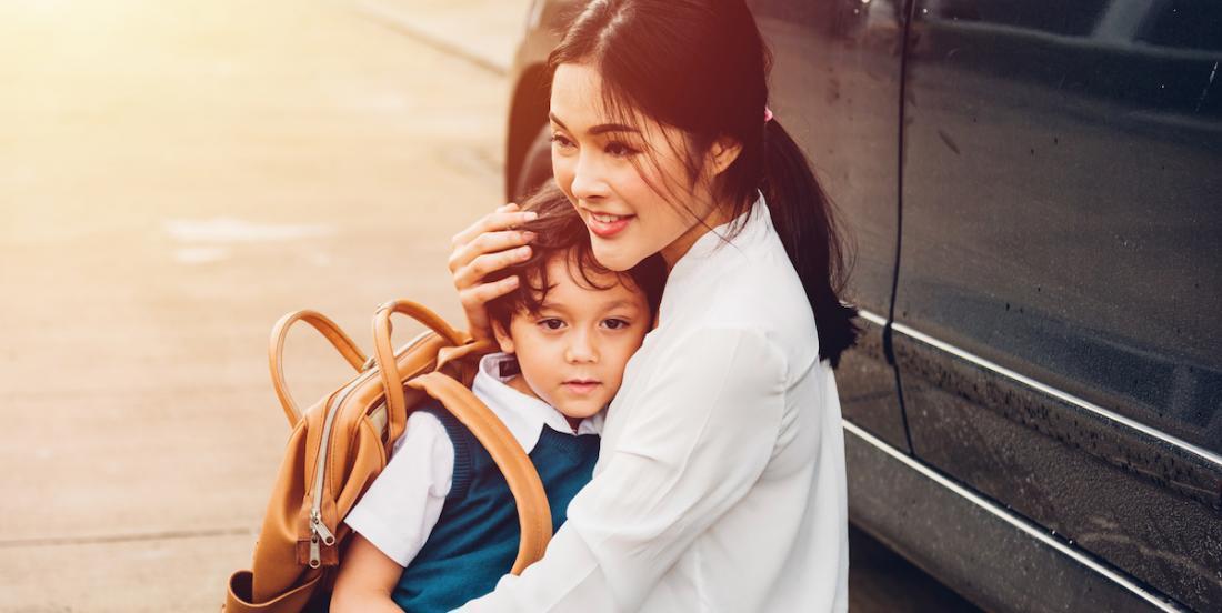 Stress de la rentrée: 9 trucs pour aider votre enfant