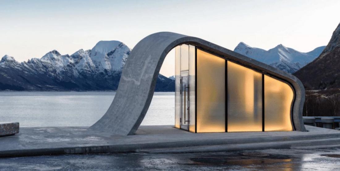 On a trouvé les plus belles toilettes publiques du monde!
