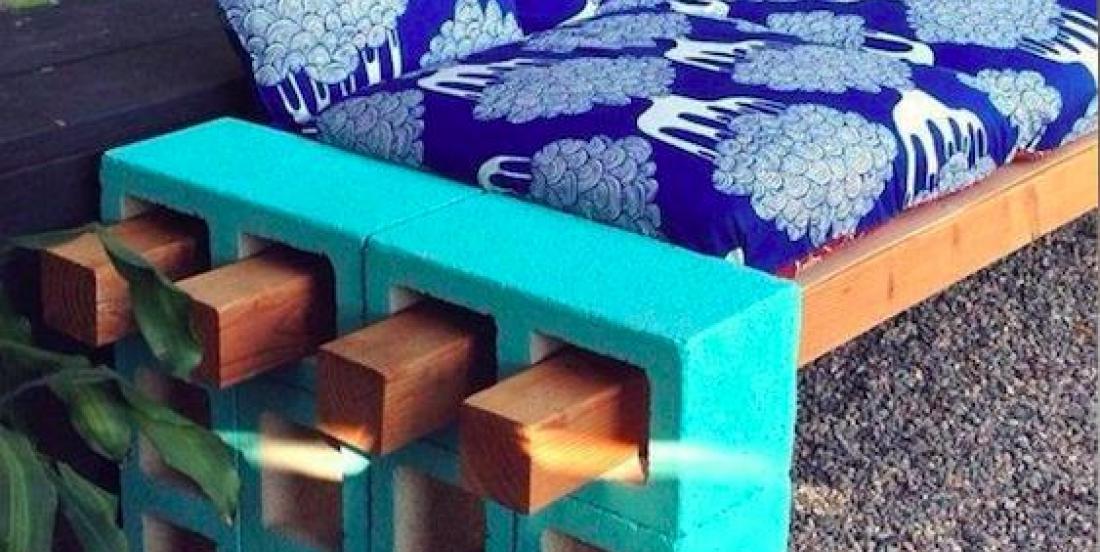 12 façons inusitées de meubler votre décor!