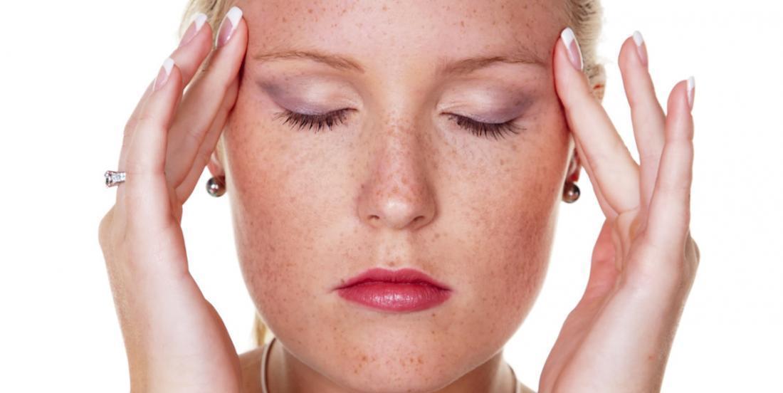 Comment arrêter un mal de tête en 5 minutes, sans médicament