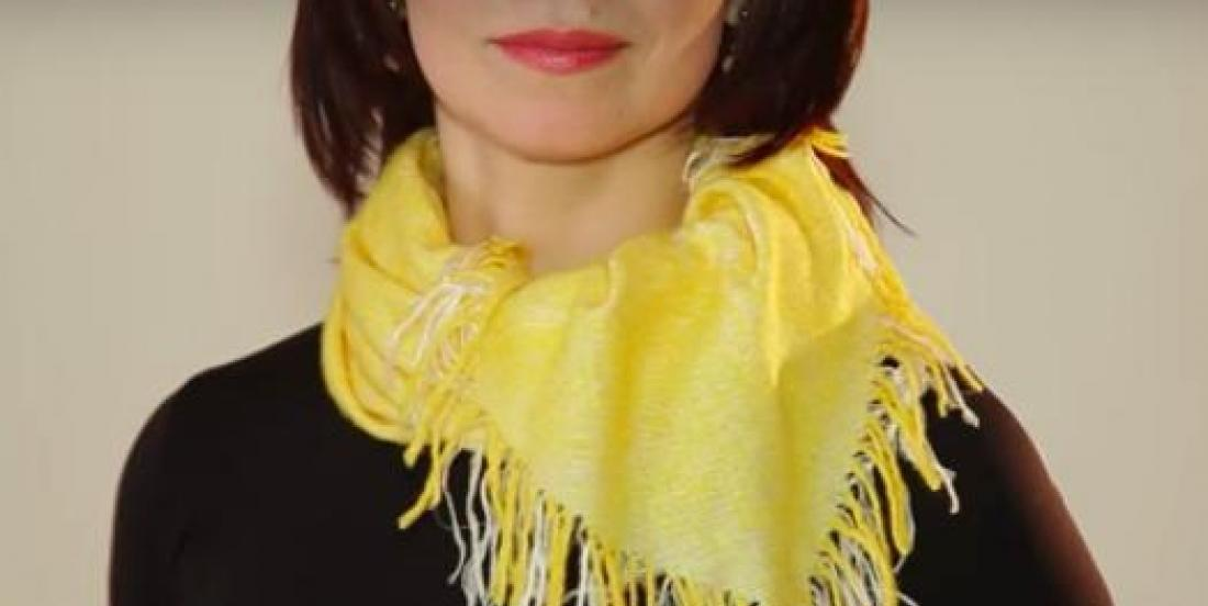 20 façons différentes de porter un foulard contre le froid cet hiver